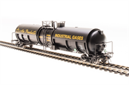 Cryogenic Tank Car