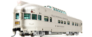 California Zephyr Cars (HO)