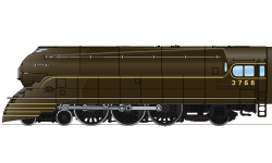 Paragon3 PRR Streamlined K4s
