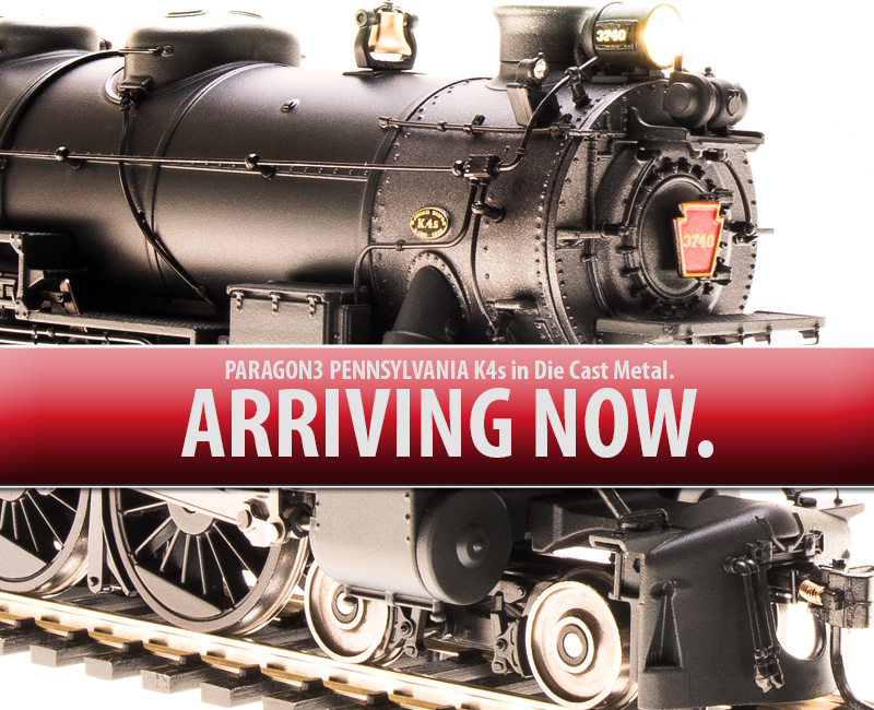 Broadway Limited Imports The Cutting Edge Leader In Sound Equipped Model Trains