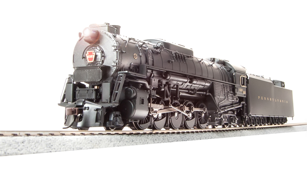 PRR J1 #6173 Rostered