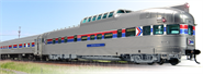 Amtrak Passenger Cars