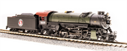 Paragon3 USRA Heavy and Light Mikado 2-8-2
