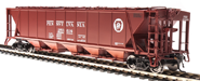 H32 Covered Hopper Cars 2015