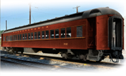 Pennsylvania P70 Passenger Cars (Run 3)