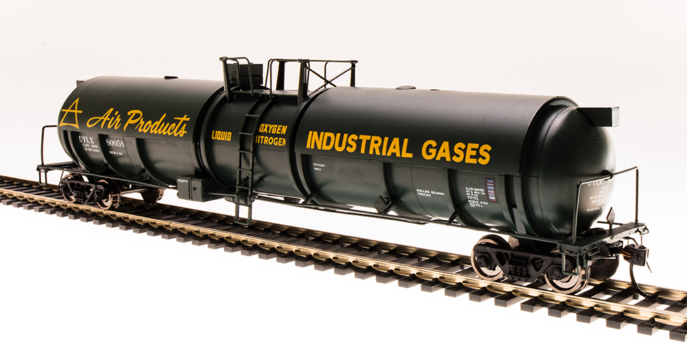 6152 Cryogenic Tank Car, Air Products, 2-pack HO