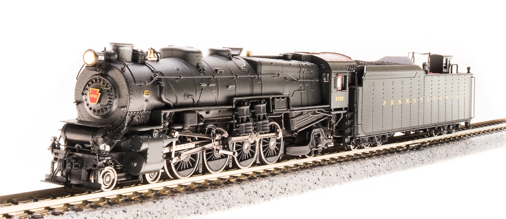 3072 (PCM-001) PRR M1a 4-8-2, #6743, Pre-War Version, Paragon2