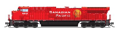Image of item 6272 GE AC6000, CP #9816, Golden Beaver Scheme, Paragon3 Sound/DC/DCC, N (NP)