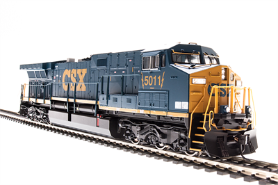 Image of item 5687 GE AC6000, CSX #680, YN3 Paint Scheme (
