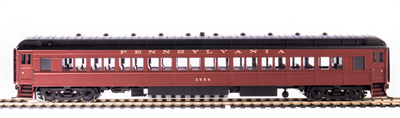 Image of item 6431 PRR P70R Coach, w/ Ice AC, 1945-1948 Appearance, Single Car, HO