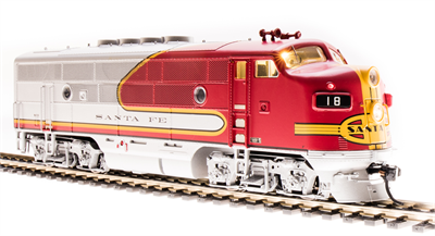 Image of item BLI - REFURBISHED EMD F3,Various Road Names, Paragon3  (IN THE SETS A-unit Sound,B-unit Unpowered) /DC/DCC, HO