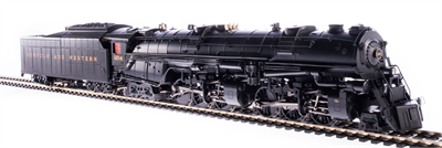 Image of item 5992 N&W Class A 2-6-6-4, #1220, Paragon3 Sound/DC/DCC, HO