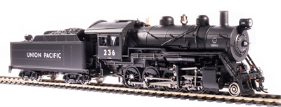 Image of item 6354 2-8-0 Consolidation, UP #236, Paragon3 Sound/DC/DCC, Smoke, HO