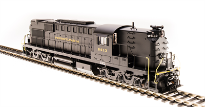 Image of item 4887 Alco RSD-15, PRR #8614, Paragon3 Sound/DC/DCC, HO
