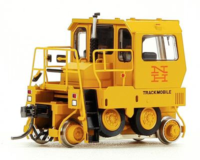 Image of item 6014 NH Trackmobile, DCC Version, HO
