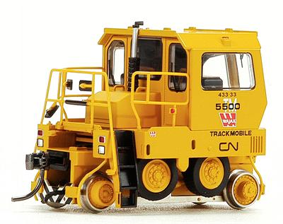 Image of item 6004 CN Trackmobile, DCC Version, HO