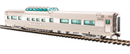 Image of item 515 Zephyr D&RGW Vista Dome Car #1107 'Silver Mustang', HO