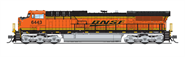 Image of item 6270 GE AC6000, BNSF #6443, Swoosh Scheme, Paragon3 Sound/DC/DCC, N (NP)