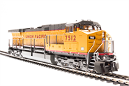 Image of item 5691 GE AC6000, UP #7516, Yellow & Gray Scheme, Paragon3 Sound/DC/DCC, Smoke, HO