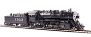 Image of item 4765 ATSF 4000 Class 2-8-2, #4023, w/ switching pilot and large rear headlight, Oil Tender, Paragon4 Sound/DC/DCC, HO