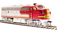 mage of item BLI - REFURBISHED EMD F7, Various Road Names, Paragon3 (IN THE SETS A-unit Sound,B-unit Unpowered) /DC/DCC, HO
