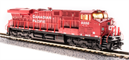 Image of item 3894 GE ES44AC, CP 9350, Red w/ White, Paragon3 Sound/DC/DCC, N