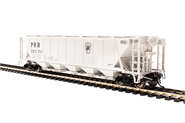 Image of item 1884 H32 Covered Hopper, PRR, Gray with