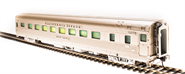 Image of item 510 Zephyr CB&Q 16 Section Sleeper #400 'Silver Maple', HO