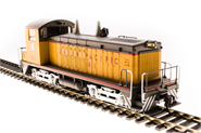 Image of item 4735 EMD SW7 Switcher, UP #1824, Yellow & Gray, Paragon3 Sound/DC/DCC, HO