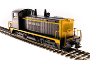 Image of item 4741 EMD NW2 Switcher, ATSF #2418, Blue w/ Yellow, Paragon3 Sound/DC/DCC, HO
