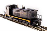 Image of item 4743 EMD NW2 Switcher, B&O #9536, Blue w/ Yellow, Paragon3 Sound/DC/DCC, HO
