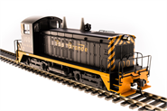 Image of item 4746 EMD NW2 Switcher, D&RGW #100, Black and Gold, Paragon3 Sound/DC/DCC, HO