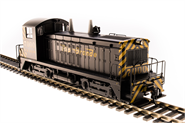 Image of item 4747 EMD NW2 Switcher, D&RGW #7000, Black and Gold, Paragon3 Sound/DC/DCC, HO