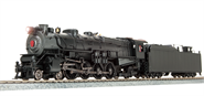 Image of item 4078 PRR M1a 4-8-2, Unlet./Unnum., Pre-war, Paragon3 Sound/DC/DCC, HO