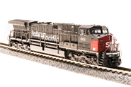 Image of item 3750 GE AC6000, SP #601, Bloody Nose Scheme, Paragon3 Sound/DC/DCC, N