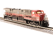 Image of item 3749 GE AC6000, GECX #6001, Red & Gray Scheme, Paragon3 Sound/DC/DCC, N