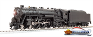 Image of item BLI-2590 NYC J1e Hudson 4-6-4, Unlettered, Paragon2 Sound/DC/DCC, HO