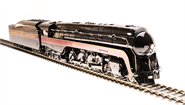 Image of item 4870 N&W Class J, #611, Museum Version, Paragon3 Sound/DC/DCC, Smoke, HO