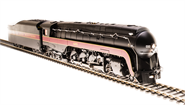 Image of item 4872 N&W Class J, #609, In-Service Version, Paragon3 Sound/DC/DCC, Smoke, HO