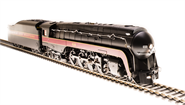 Image of item 4873 N&W Class J, #610, In-Service Version, Paragon3 Sound/DC/DCC, Smoke, HO