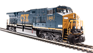 Image of item 4010 GE AC6000, CSX #606, YN3 Paint Scheme (