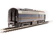 Image of item 5756 B&O Sharknose, RF-16 B, #855X, Blue/Gray/Gold, Paragon3 Sound/DC/DCC, HO