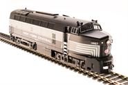 Image of item 5758 NYC Sharknose A-unit, #3809, Lightning Stripes, Paragon3 Sound/DC/DCC, HO