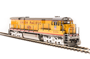 Image of item 4414 GE C30-7, UP #2408, Yellow & Gray, Paragon3 Sound/DC/DCC, HO