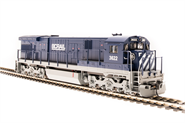 Image of item 4405 GE C30-7, BC Rail #3623, Blue & Gray, Paragon3 Sound/DC/DCC, HO