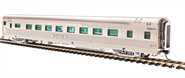 Image of item 520 Zephyr D&RGW 16 Section Sleeper #1120 'Silver Aspen', HO